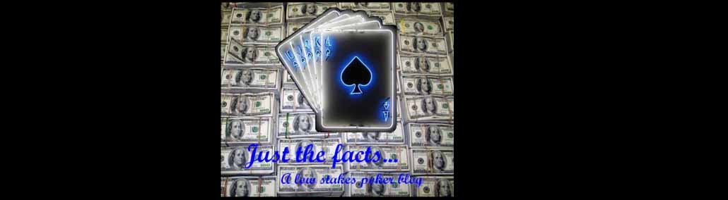 Just the facts poker blog