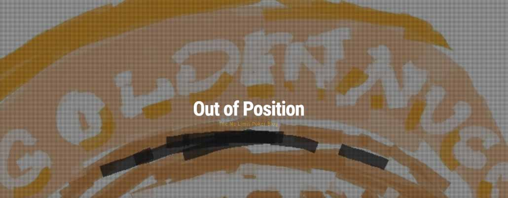 out of position poker blog