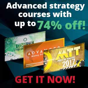 advanced poker strategy video courses