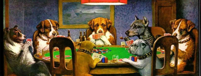 online and live poker tells