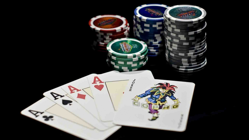 different poker games online