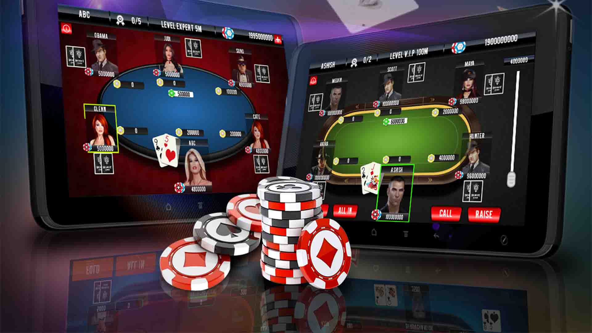 online poker real money