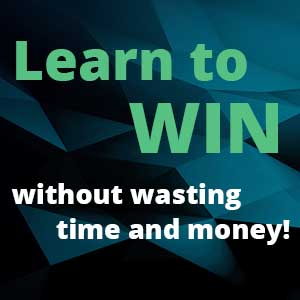 learn to win in poker without wasting time and money