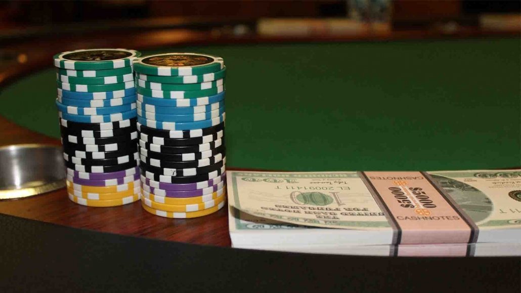 Cash game poker strategy online