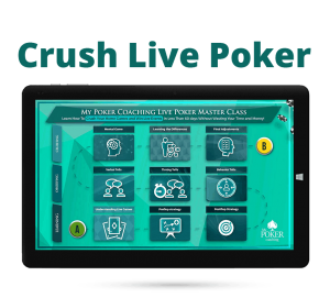 crush live poker games now