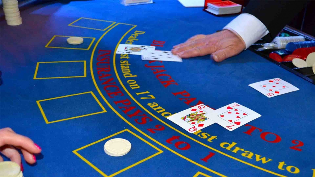 How to play blackjack basic strategy