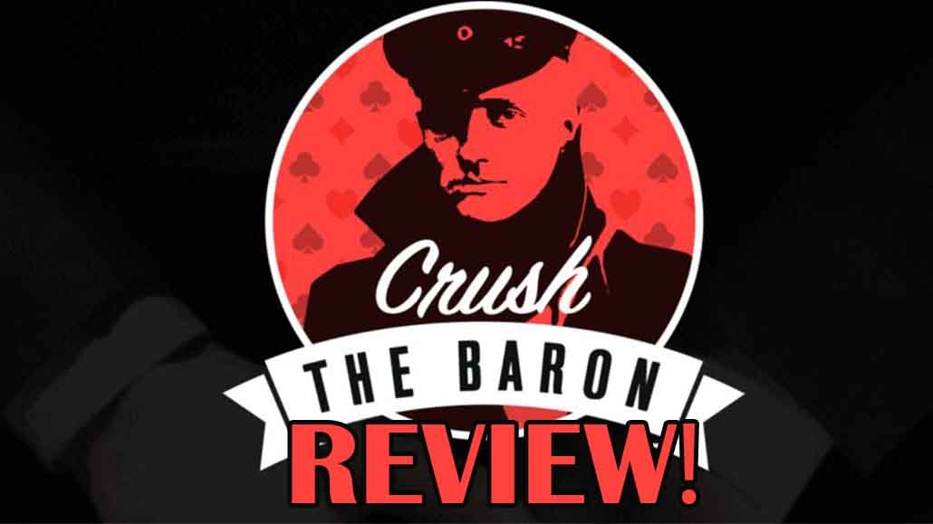 crush the barron review poker stats