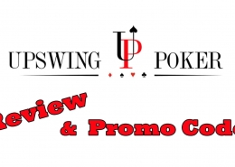 Upswing poker lab review and promo code - coupon