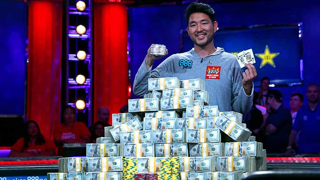 crush live poker tournaments John Cynn wsop