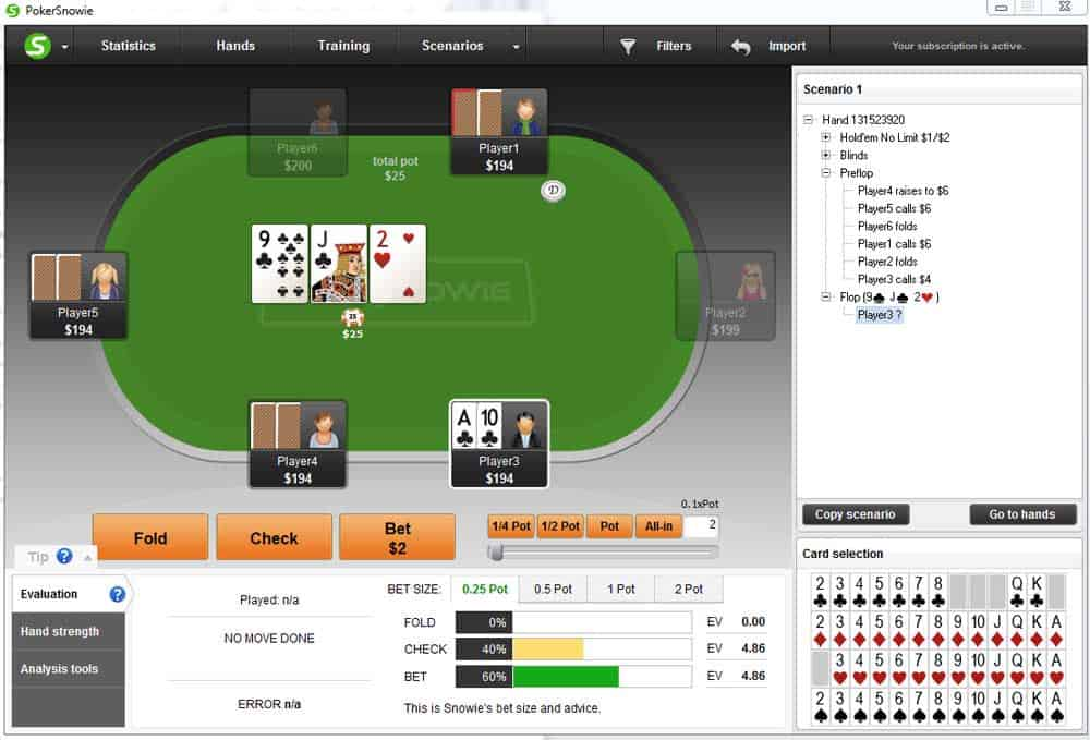 Multiway Pots strategy - leading