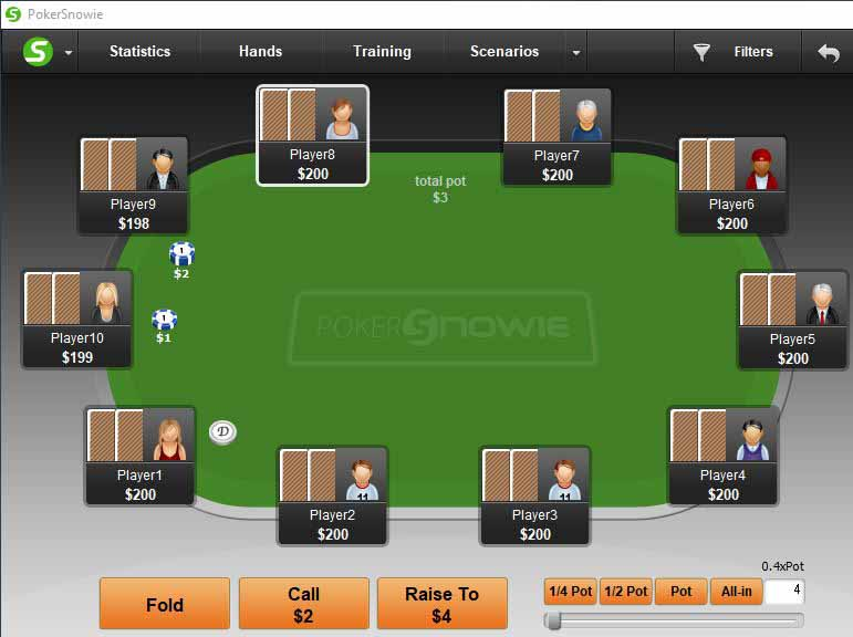 poker snowie review solver app