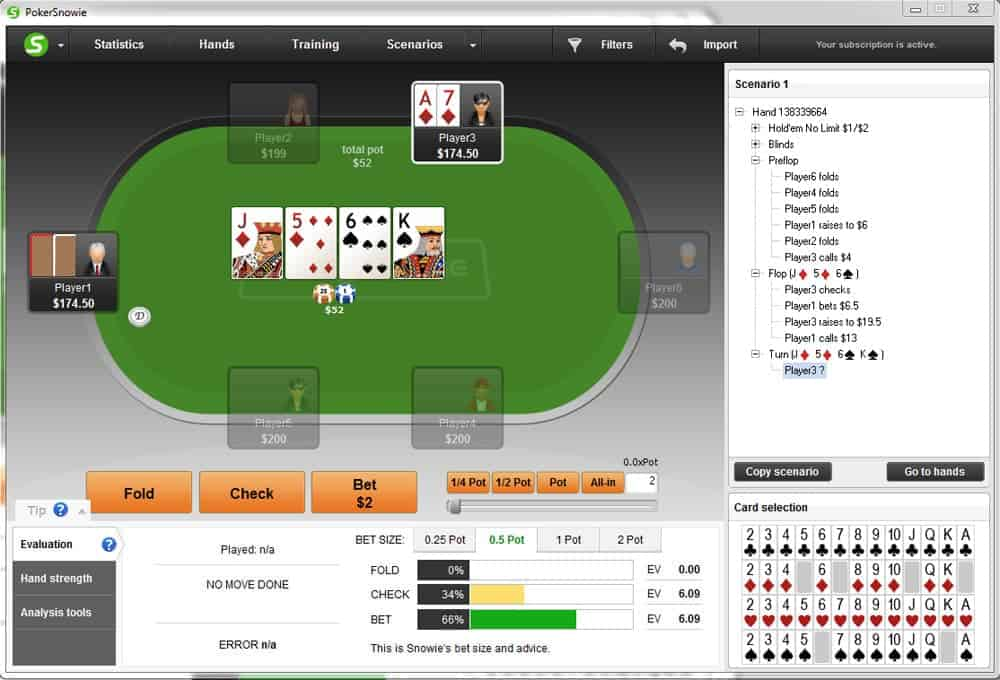 bluff tips and strategies