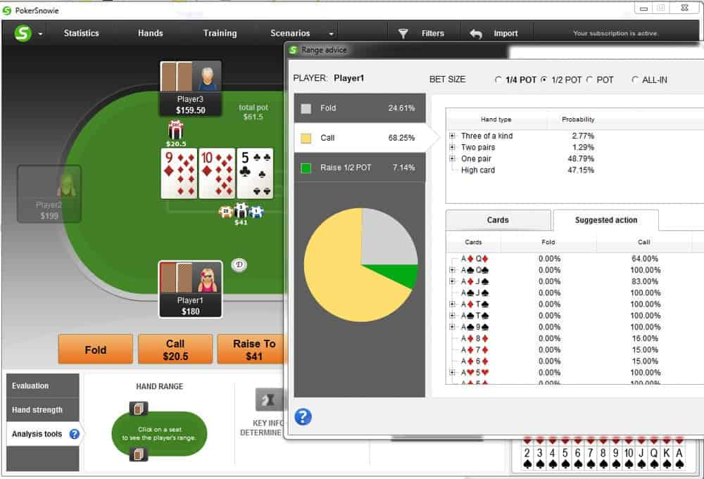 floating strategy in 3bet pots