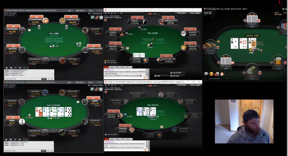 high stakes tournaments sessions different stages by nick petrangelo