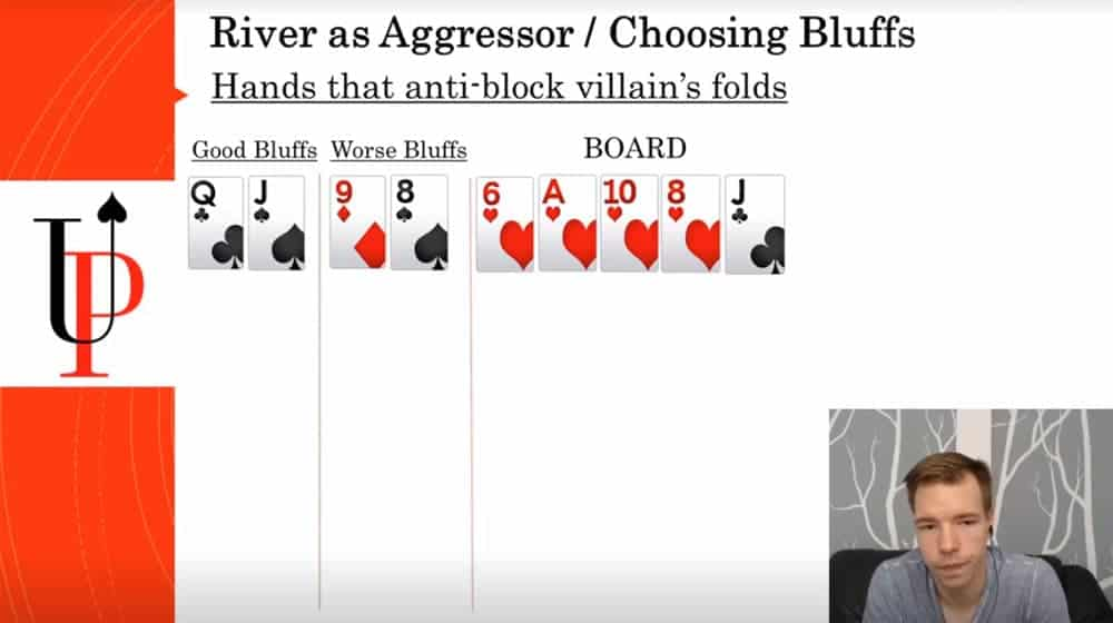short deck holdem bluffing and bluff catching